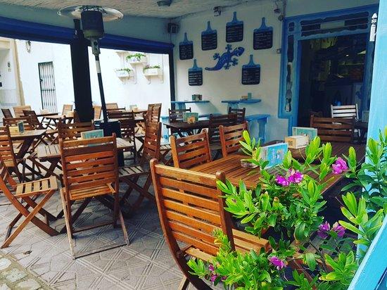 The Rudest Restaurant In Tarifa Review Of Geko Tarifa