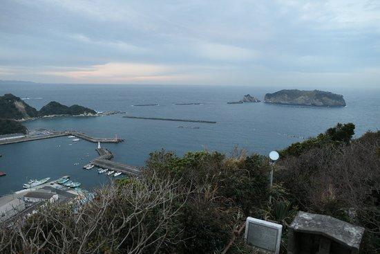 Kyonan-machi, Japan: 本当に良い景色ですね。城としてもこれだけ遠くが見えるのは良いことでしょうね。
