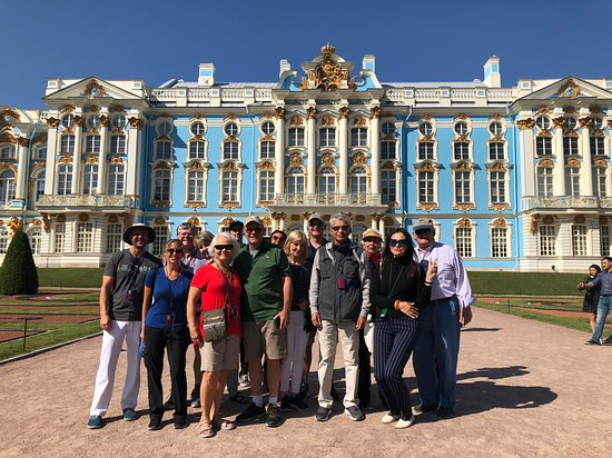 Blueberry Tours Russia