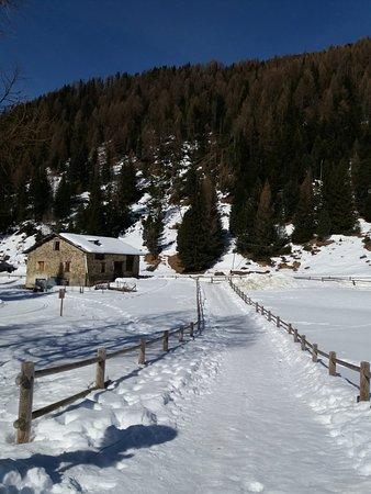 Santa Caterina, Italia: Percorso Dei Fiocchi