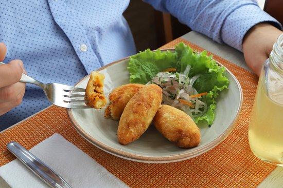 Talara, Peru: Sama Restaurante Café