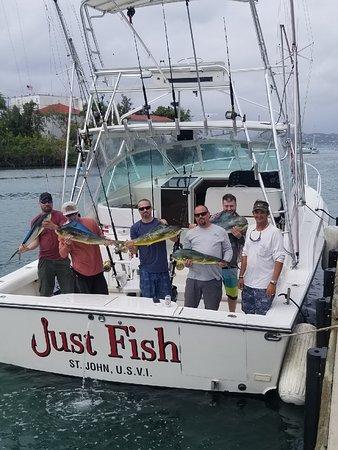 Just Fish St. John
