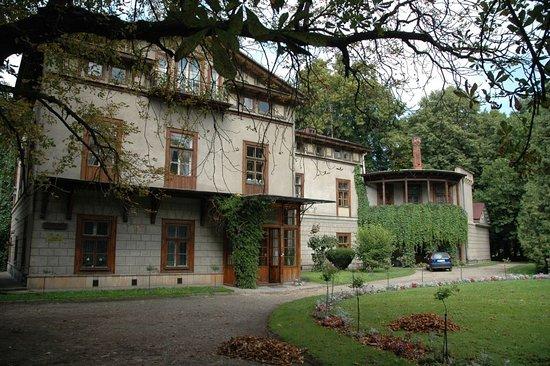 Muzeum w Przeworsku Zespół Pałacowo-Parkowy