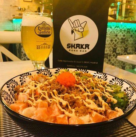 imagen Shaka Poke Bar en Madrid