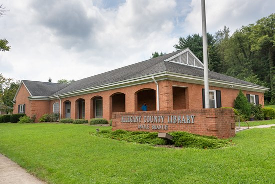 Allegany County Library System - LaVale Library