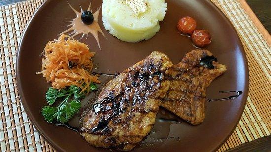 Traktir u Barina: Все блюда готовятся при вас из под ножа