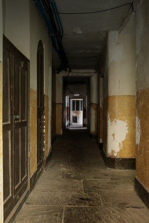 Brighton and Hove, UK: Servants' basement at 10 Brunswick Square