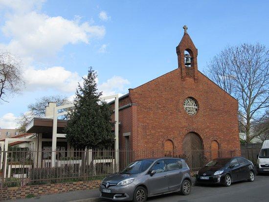Bobigny, Fransa: L'église