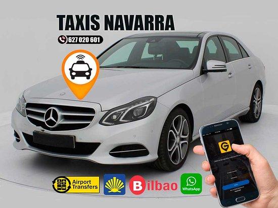 Taxis Navarra