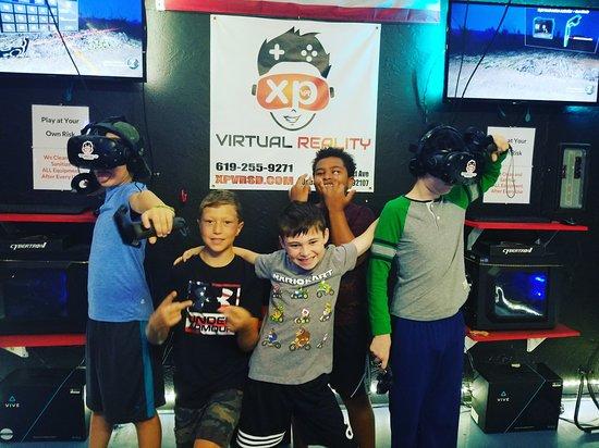 Xperience Virtual Reality