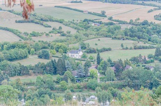 Έχτερναχ, Λουξεμβούργο: Kaplica Św. Krzyża w Echternach