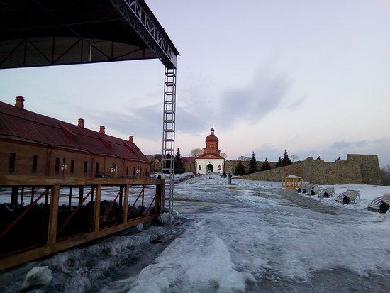 Kuznetsk Fortress Historical Architechtural Museum : в крепости проводят праздники и концерты