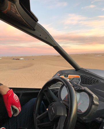 ‪‪America's Extreme Off-Roading Adventures‬: Taking in the sunset views‬