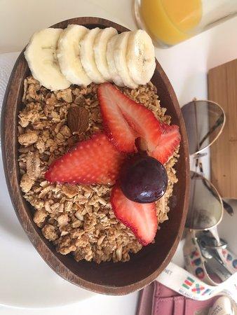 Breakfast Options & More