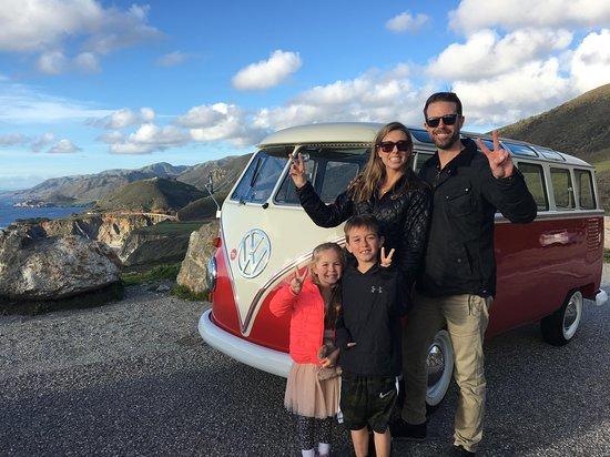 Monterey Touring Vehicles; Classic Car Rentals
