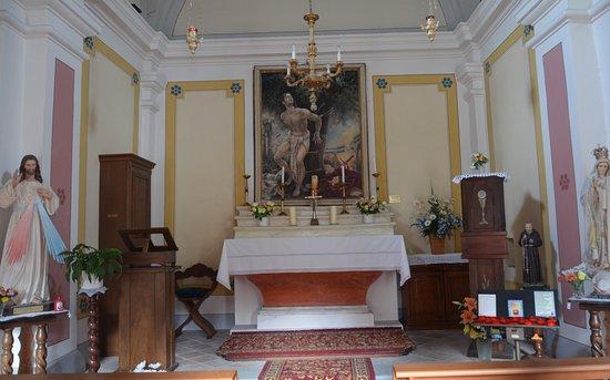 Cappella S. Sebastiano