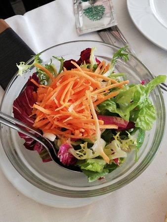 Il Castagno : per sgrassare, l'insalatina