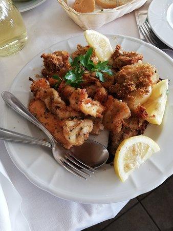 Il Castagno : pesce arrosto