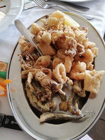 Il Castagno : il fritto