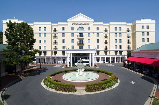 Hampton Inn & Suites Charlotte - South Park