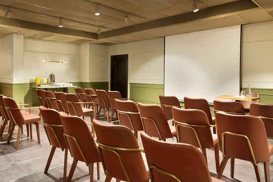 Tryp By Wyndham Jerum Bat Sheva Meeting Room