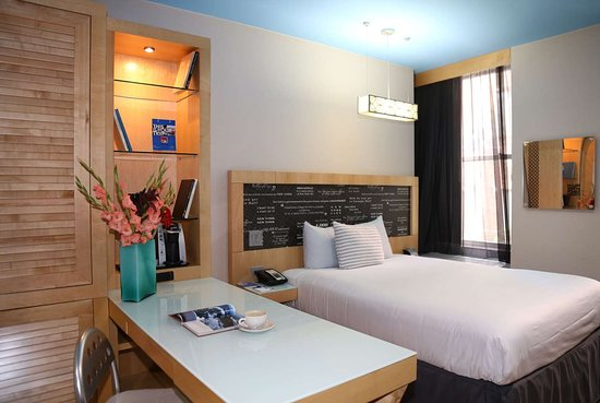 TRYP New York City Times Square South : Guest room