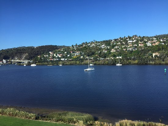 Invermay, Australia: Lovely view from room 602