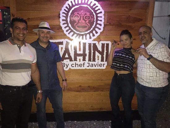 Hermanas Mirabal Province, Dominican Republic: Tahini