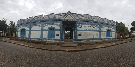 Itauna, MG: Museu Municipal Francisco Manoel Franco
