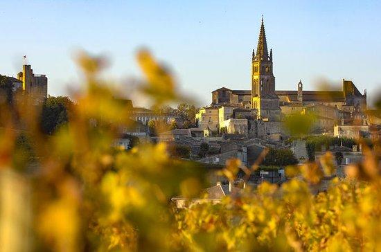 Saint-Emilion dagstur fra Bordeaux