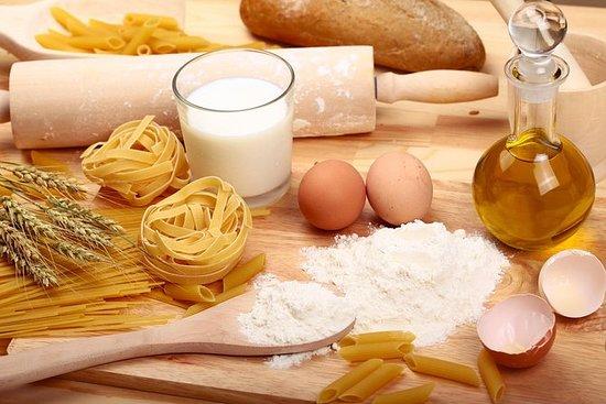 Cours de cuisine de pâtes italiennes...