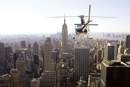 Manhattan Helicopter Tour from...