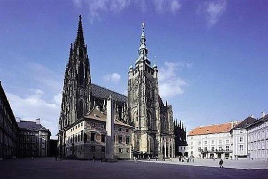 Biglietto per il Castello di Praga e