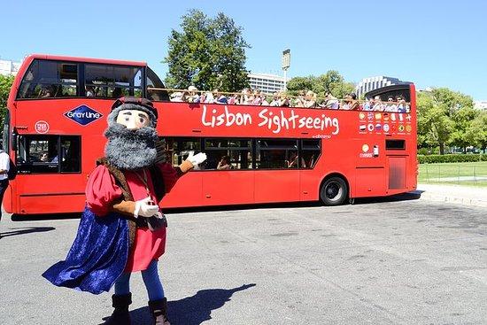 Tour in autobus Hop-On Hop-Off di
