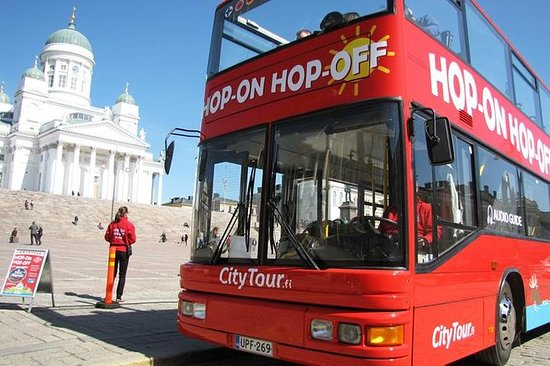 Red Buses Helsinki Hop-On Hop-Off Bus...