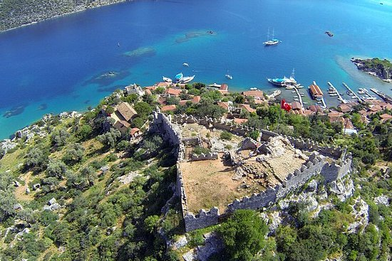 3 Nights 4 Days Gulet Charter from...