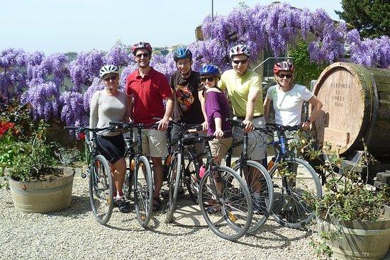 フィレンツェのトスカーナ自転車ツアー