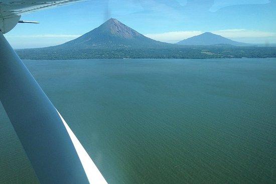 从La Fortuna到尼加拉瓜Ometepe的单程共享交通