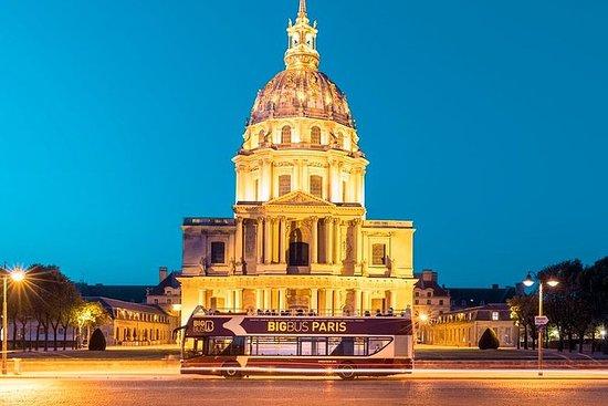 Big Bus Paris Night Tour