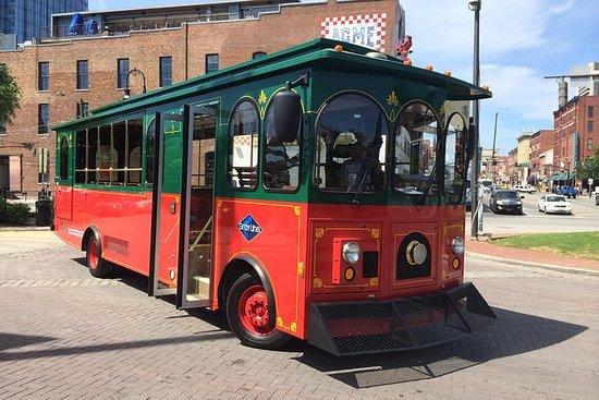 Music City Hop-On Hop-Off Trolley Tour