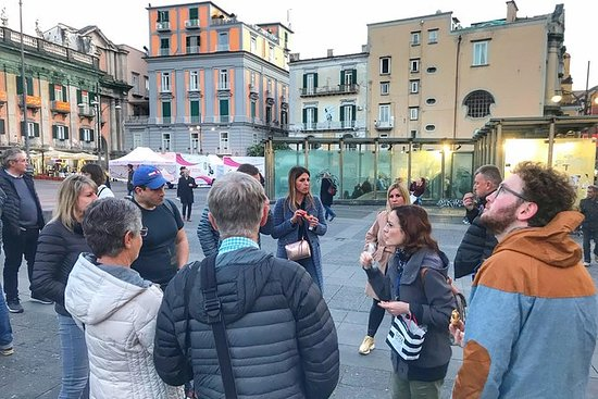 Naples Walking and Sightseeing Tour...