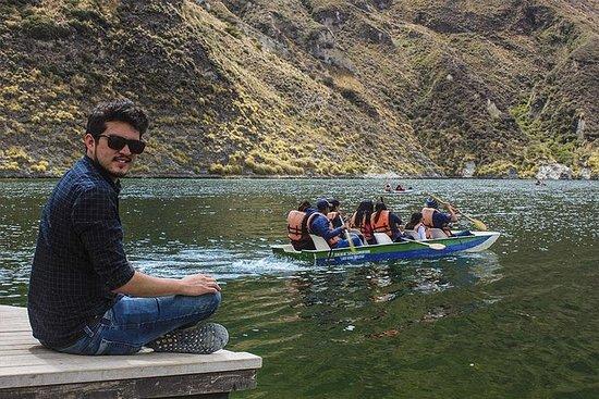 Quilotoa helgedagstur fra Quito til...