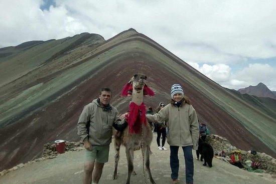 Privat tur: Rainbow Mountain fra Cusco