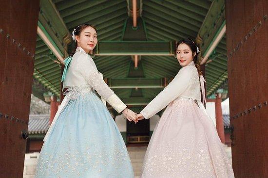 Changdeokgung Palace Hanbok Rental...