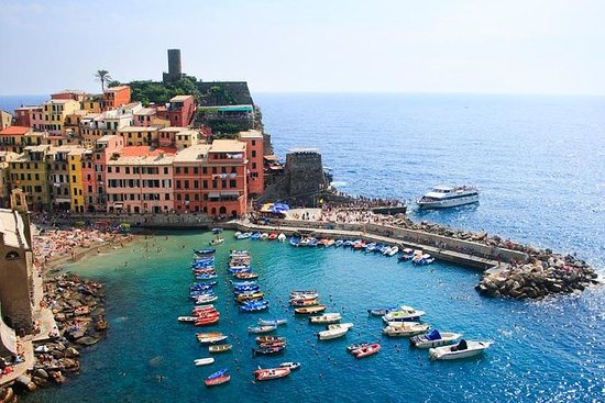 Descubrimiento de Cinque Terre por su...