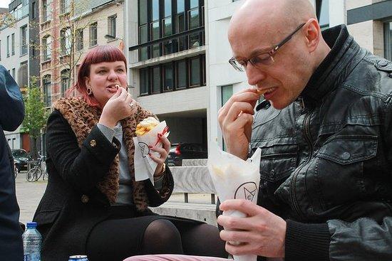 Visite gastronomique anversoise de 3...
