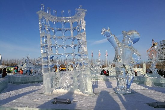 Group Tour to Harbin Ice and Snow...
