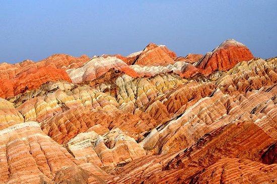 Randonnée privée: Binggou Danxia et...