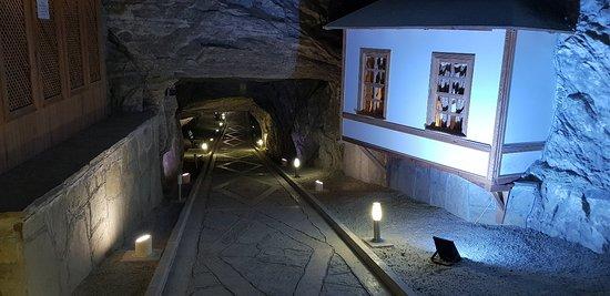 Duzdag-Salt Mine. Nakhchivan