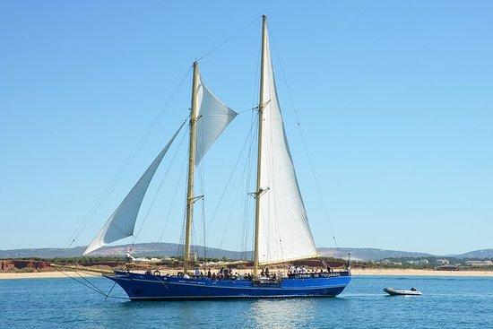 Seiling Algarve Coastline Half-Day...
